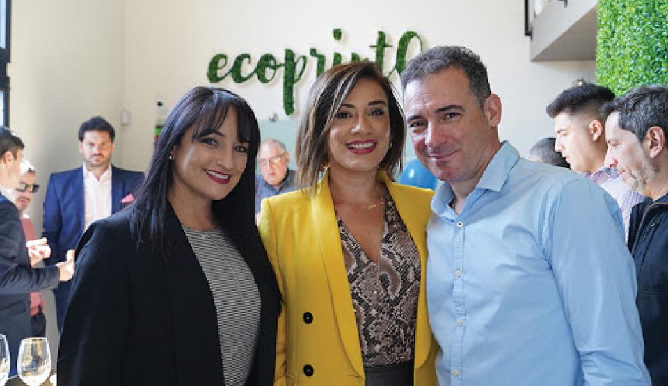 Meet & Greet ecoprintQ Argentina